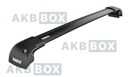 Комплект дуг и упоров Thule WingBar Edge Black 9592